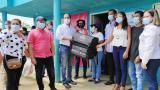 Ministro de cultura inició recorrido de dos días en Sucre