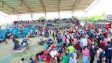 Nueve días de guerra en la frontera dejan 6.000 personas desplazadas