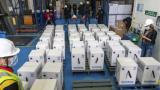 Llegaron 280 mil nuevas dosis de la farmacéutica Pfizer al país