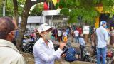 """""""Están devolviendo a mayores de 80 años en Cartagena porque no hay vacunas"""""""