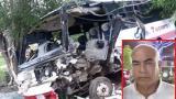 Falleció conductor de buseta accidentada en el sur de Córdoba