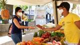 Regresa 'Mercado a tu Barrio 'al parque de la Electrificadora