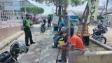 Cartagena, con ocupación uci en 75 %, toque de queda rige desde las 10 p. m.