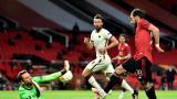 Manchester United venció a la Roma por 6-2