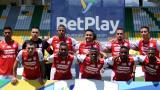 Suspenden el partido Santa Fe vs. River Plate en Armenia