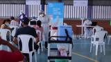 Gobernación habilita primer punto masivo de vacunación covid en Malambo
