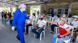 En cinco puntos, mayores de 60 pueden vacunarse