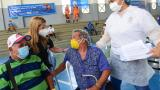 En Soledad abren nuevo punto de vacunación masivo