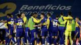 Boca sufre para eliminar a River en la Copa de la Liga de Argentina