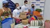 Exitosa rueda de negocios de 'Familias en su Tierra' de Sucre y Bolívar