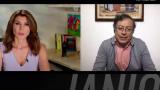 Tenso momento en entrevista de Patricia Janiot con Gustavo Petro