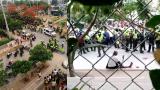 Ataque sicarial en Caribe Verde deja a un hombre muerto