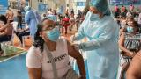 En el Atlántico aplicaron en  dos días más de 10 mil vacunas