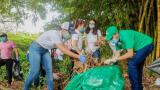 Jornada de limpieza en Sucre en Día Mundial del Medio Ambiente