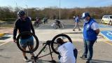 Activan cuatro puntos seguros para ciclistas este puente festivo