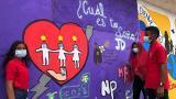 Jóvenes conciliadores de La Guajira se integran con migrantes