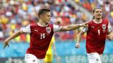 Austria por primera vez jugará octavos de la Euro