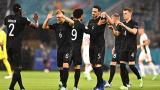 Alemania sufrió, pero avanzó a los octavos de la Eurocopa