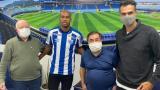 El colombiano Copete, nuevo jugador del Avaí de la segunda división brasileña
