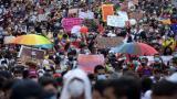 Hay cinco posibles casos de desaparición forzada: Defensoría sobre protestas