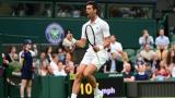 Djokovic comenzó con victoria su camino en Wimbledon
