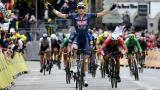 Tim Merlier fue el ganador de la tercera etapa del Tour de Francia