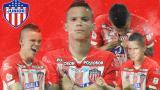Junior oficializa la contratación de Wálmer Pacheco