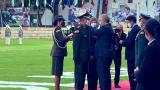 Director de la Policía ascendió al máximo grado de General