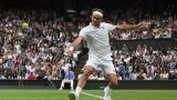 Roger Federer volvió a ganar en Wimbledon