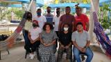 En La Guajira un grupo de jóvenes inician huelga de hambre