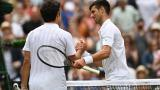 Novak Djokovic avanza como una apisonadora hacia cuartos tras derrotar a Garín