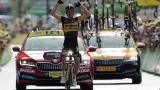 Sepp Kuss ganó la etapa 15 del Tour de Francia