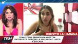 Influencer cubana Dina Stars denuncia detención durante entrevista en vivo