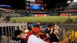 Detienen partido de béisbol por tiroteo en estadio Nationals Park