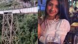 Muere una joven en Colombia en un accidente cuando hacía 'Puenting'