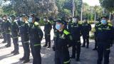 Policía de vigilancia y turismo de Santa Marta estrena uniforme