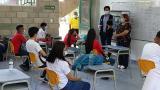 Personería Distrital vigila protocolos para ingreso a clases bioseguras