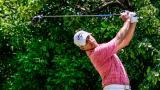 David Vanegas ya lidera el Abierto de Colombia de Golf