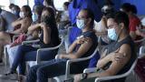 Barranquilla supera el récord de vacunación en un día: 17.202 dosis aplicadas