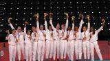 Estados Unidos fue el ganador de los Juegos Olímpicos de Tokio