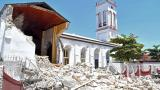 Muertos en Haití por el terremoto de magnitud 7,2