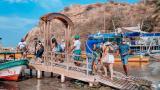 Cifra récord en Santa Marta: recibió 52.130 turistas durante puente festivo