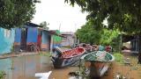 El casco urbano de Ayapel se comenzó a inundar
