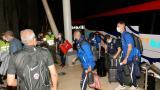 Martín Lasarte no descartó que Arturo Vidal juegue como delantero frente a Colombia