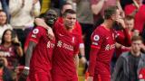 Liverpool goleó y es el nuevo líder de la Premier