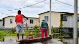 Aumentan los damnificados por ola invernal en Sucre