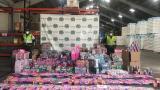 Incautan juguetes de contrabando avaluados en $164 millones