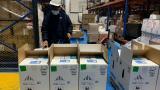 Arribaron a Colombia 339.300 dosis de vacunas del laboratorio Pfizer