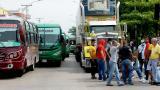 Conductores de buses vuelven a pedir garantías de seguridad