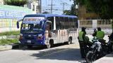 Hombre se subió a un bus de Embusa e intentó dispararle al conductor